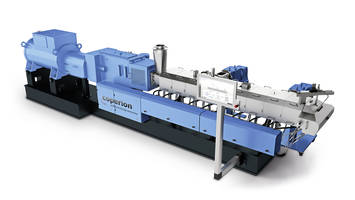 New Recycling System from Coperion Enables Re-Processing of up to 100 percent of Film Production Waste