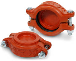 New FP7074SLT and SE5-SLT Couplings are UL, ULC Listed and FM Approved