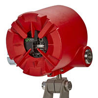 New Flame Detector with Rugged Stainless-steel Housing