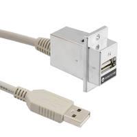 New USB Surge Protectors Feature Bulkhead Design for Convenient Mounting