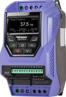 New Optidrive P2 IP20 VFD with Safe Torque Off Functionality
