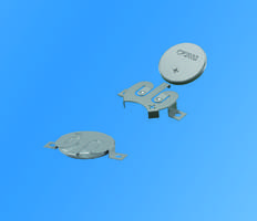 New Coin Cell Battery Retainers are Ideal for High Shock and Vibration Applications