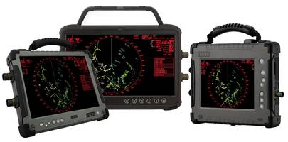 New Military-Grade Rugged Tablets are IP65 Rated and Meet MIL-STD-810 Standard