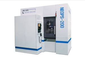 New NEO Power Skiving Offers Gear Tooth Generating Operation
