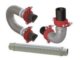 New Flexible Pipe Products with Pre-installed SLT Couplings