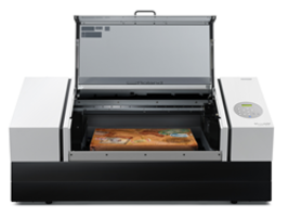 New LEF2-300D Flatbed UV Printer Allows to Users Add Ultrarealistic Graphics