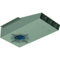 Latest Garage Ventilation Fan from Greenheck is UL705 Listed