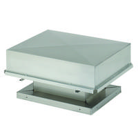 New Roof Ventilators Resist Harsh Weather Conditions