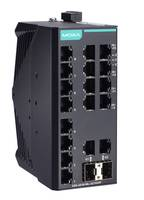 New EDS-2000 Series Ethernet Switches Come in IP40-Rated Housing