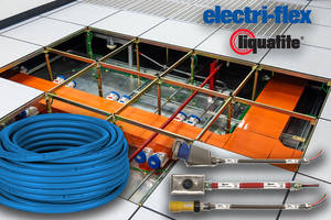Flexible Electrical Conduit for Data Center Installations
