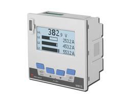 New Three Phase Power Analyzer Includes RS485 Modbus RTU Port