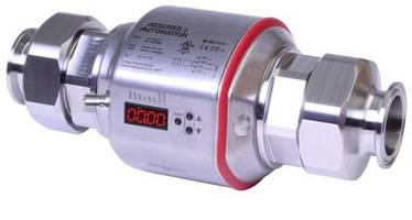 New Mag Series Volumetric Flow Meters Provide Empty Pipe Detection Alerts
