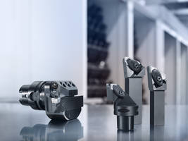 New Jetstream Tooling Holders Come with Single-Screw Insert Clamp Design