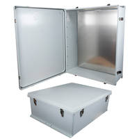 New FRP NEMA Enclosure Provides Protection in High Temperature