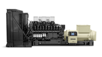 New Diesel Powered Generator Sets Powered by K175 Engine