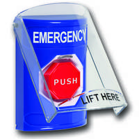 New Emergency Push Button is UL, cUL Listed and ADA Compliant
