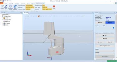 New Robot Control Mate Software Provides Configuration and Virtual Commissioning Before Installation