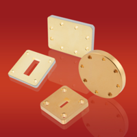 New Waveguide Shorts and Shims Available in Copper and Aluminum Versions