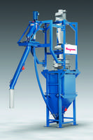 New Sizing-dispensing System with Integral Crushing or Grinding Equipment