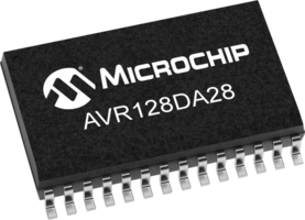 New AVR DA Microcontroller Comes with Peripheral Touch Controller
