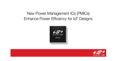 New Power Management ICs Feature Multiple Output Power Rails