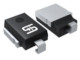 New Transient Voltage Surge Suppressors Provide Impulse Power Dissipation up to 6000W