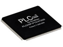 New P10 PLC Integrated Circuit Comes with Keypad and Display Interface