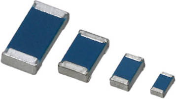 New Thin Film Chip Resistor Operates Over -55 to +155 Degree C Temperature Range