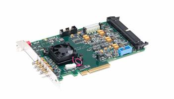 New Frame Grabber Accelerates Video Transmission Speed to 12.5 Gb/s