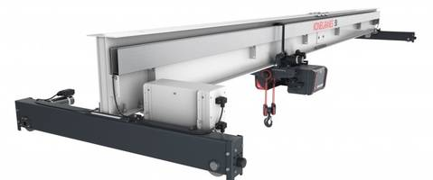 New S-Series Synthetic Rope Crane Comes with Truconnect Remote Monitoring
