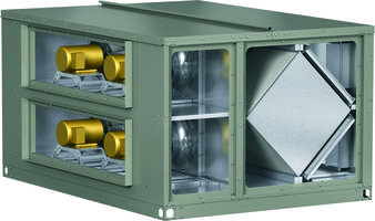 New Energy Core Ventilator Features Double Wall Construction