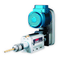 Suhner ECONOmaster® Drilling Units Help Mid-State Engineering