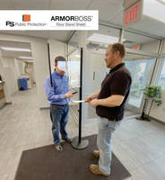 PS Public Protection Unveils a Line of Protective Products: New ArmorBoss™ Products Facilitate Safe In-Person Communication