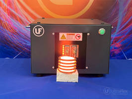 UltraFlex Induction Heating Systems Successfully Forge Titanium