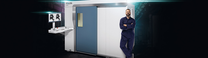 New YXLON UX20 X-Ray and CT System for Harsh Environments
