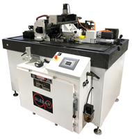 New Grinding Machine with Ability to Produce G-ratios