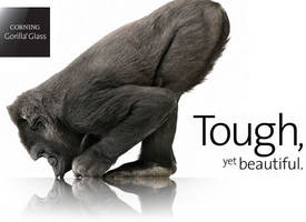 New Corning Gorilla Glass 3 with Thicknesses of 0.4, 0.55, 0.8, 1.1 and 2.0 mm
