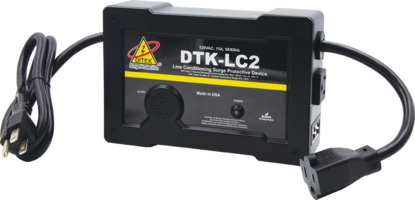 New DTK-LC2 Power Line Conditioner is UL1283 Listed and Meets IEEE standards