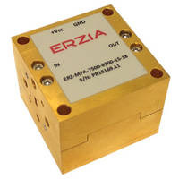 New Wideband High-Power Amplifiers Can Withstand in Harsh Environments