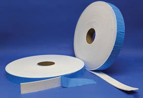 New Ceramic Tapes with Low Specific Heat and Thermal Conductivity