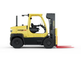 New H155-170FTS Counterbalanced Truck Features Increased Maneuverability