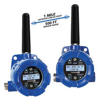 New Signal Wire Replacement System with Two Pre-paired Transmitter/Receiver Units