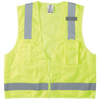 New Reflective Safety Vest Meets ANSI/ISEA 107-2015, Type R, Class 2 Requirement