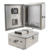 New TESS NEMA-Rated Enclosures Comes with Integral Welded Mounting Flange