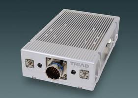 New Radio System Operates from 2,200 to 2,500 MHz