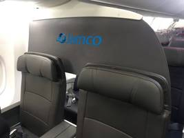 New Soft Divider for Narrow-body Single Aisle Aircraft