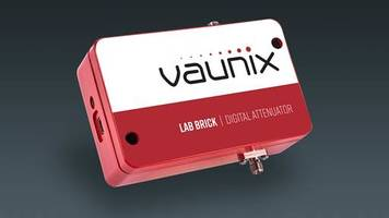 New Digital Step Attenuators Offer 0.1 dB Step Size