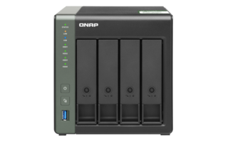 New TS-431KX Network Attached Storage is Ideal for Streamlining Collaborative Workflows in SMB IT Environments