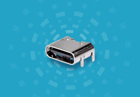 New 6-pin USB Type C Receptacle Offers Reflow Solder Compatibility