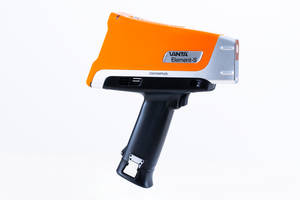 New Handheld XRF Analyzer Delivers Fast Light Element Detection